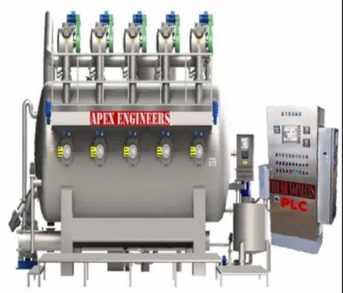 HT HP Soft Flow Dyeing Machine (ECOPEX SOFT)