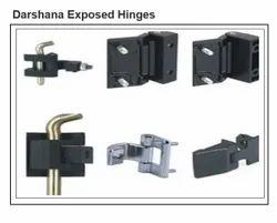 Darshana Exposed Hinges