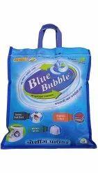 Lemon 5kg Bag Blue Bubble Washing Powder, Packaging Type: Packet