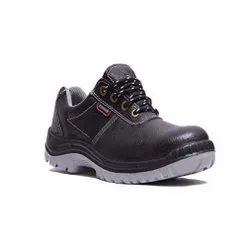 Hillson Panther Double Density PU Leather Safety / Industrial  Shoes