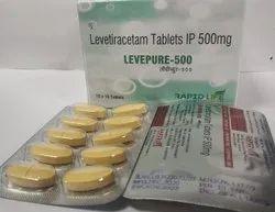 Levetiracetam 500 Mg Tablet