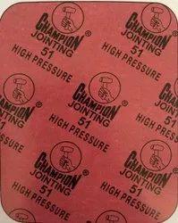 Asbestos Jointing 51 High Pressure Sheet