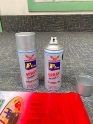 EVERSHINE Red Aerosol Spray Paint, For Plastic, Packaging Type: Can