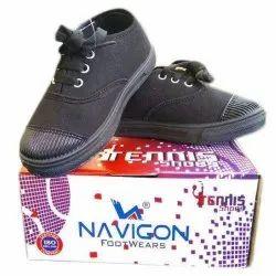 PVC Daily wear Navigon Formal Kids Shoes