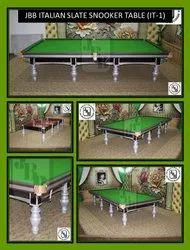 JBB Snooker Table (IT-1)