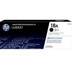 HP 18A Black Original LaserJet Toner Cartridge