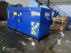 100 Kva Tata Silent Diesel Generator