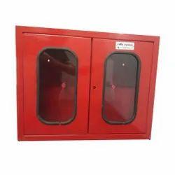 Fire Hose Pipe Double Door Box
