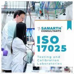 ISO 17025 Accreditation Service