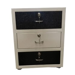 3 Door Mild Steel File Cabinet