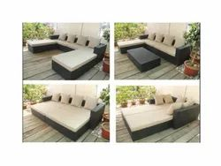 Outdoor Multi Functional  Sofa Set