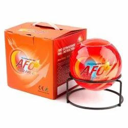Mild Steel Modular Automatic Fire Ball, For Industrial