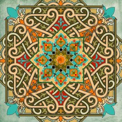 Matte Moraccan Tiles