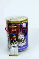 Livinda Day Night PVC Jar