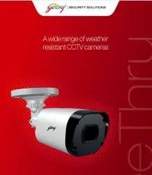 Godrej Bullet HD Camera