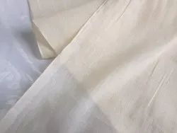 60 PV Lining Cotton Finish, Plain/Solids, Off White