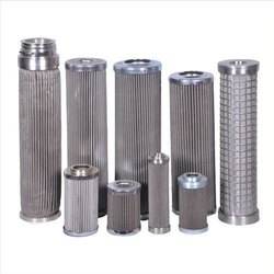 SS Wire Mesh Filter Cartridges