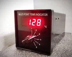 Multi Point Temperature Indicator