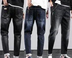 Regular Fit Casual Wear Men's Denim Jeans