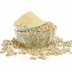 Spicy White Pepper Powder, Packaging Type: Packet, Packaging Size: 100g