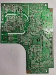 AC Multi Layer Printed Circuit Board, For Electronics, Copper Thickness: 25Um