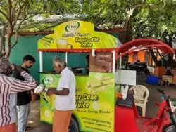 Sugarcane Juicer E- Vehicle