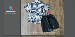 Formal MEM0213 Kids Shirts And Pants, Handwash