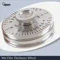 Wet Film Wheels