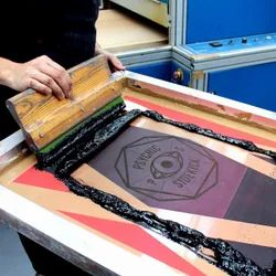 Fabric Screen Printing Services, in India
