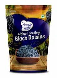 Afghani Black Raisins Seedless