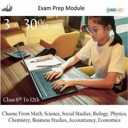 Exam Preparation Institutes Module1 Subject