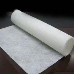 White Plain Non Woven Disposable Apron Rolls, Size: 63 Inch