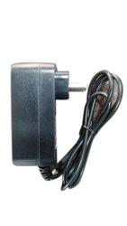 1 M Black CCTV Camera Power Adapter