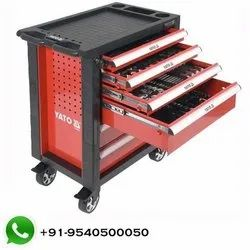 YATO 177pcs Tool Trolley with Tools