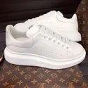 White Unisex Alexander Mcqueen Shoes