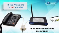 DSL Broadband Services, in India