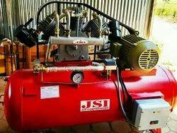 JSI BRAND 15 HP 500 LIT High Pressure Model Air Compressor