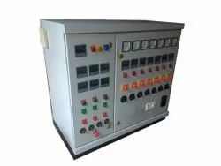 Floor Standing Pharma Machinery Control Panel, For Chemical Industry