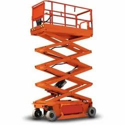 Powder Coated Hydraulic Lift Platforms, For Industrial