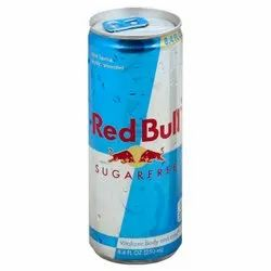 Red Bull Sugar Free Energy Drink, Liquid, Packaging Size: 250 ml