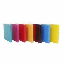 Colored Extruded Acrylic Sheet