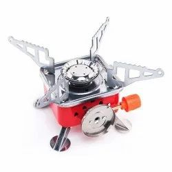 Portable Card Type Stove Outdoor Stove Picnic Cooking Gas Burners Backpacking Furnace Butane