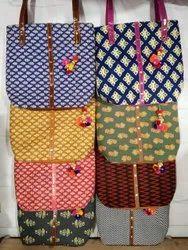 Ladies Printed Hand Bag