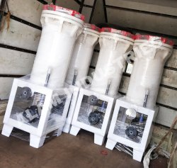 Alam Industries Polypropylene CED Cartridge Filter, For Industrial