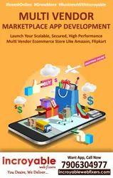 Online Ecommerce Multi Vendor Marketplace App Solution - Incroyable Web Fixers