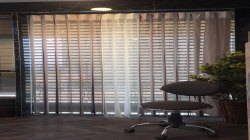 Vertilite  Blinds / sheer verical blinds / hanas