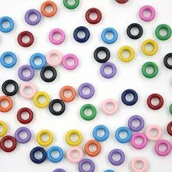 Colored Aluminum Shoe Eyelet