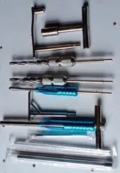 Stainless Steel DHS Set, For Neurosurgery