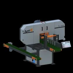 Horizontal Resaw Machine