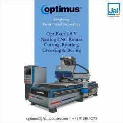 Optimus Nesting CNC Machine- OptiRout 6.9V
